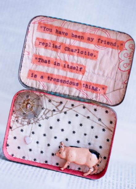 Charlottes Web Storybox £145 – £165