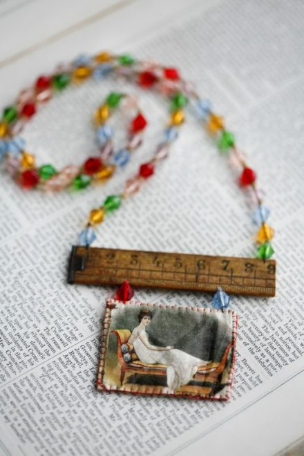 """""""WAITING"""" NECKLACE – £60"""