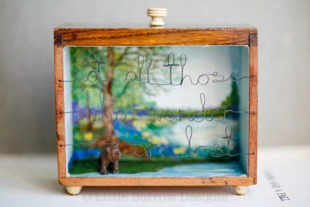 """The Wanderer"", Bear Storybox"