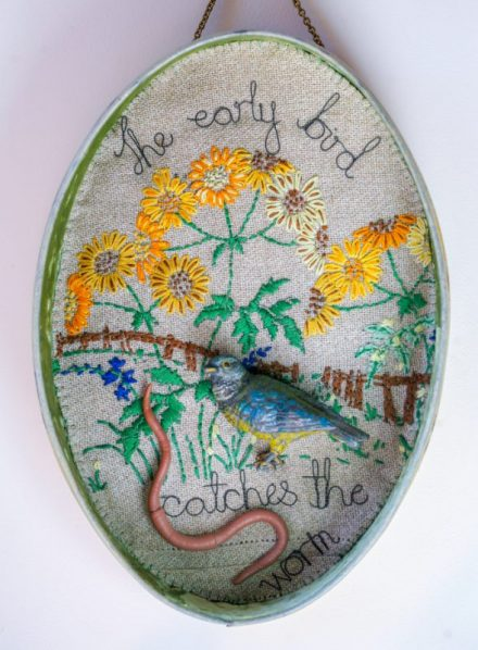 """""""The Early Bird""""  Storybox – £325"""