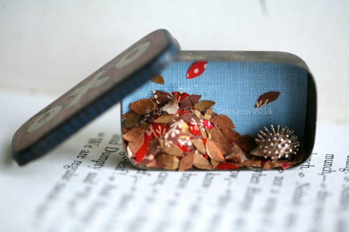Hedgehog Storybox Sculpture, £85 – £95