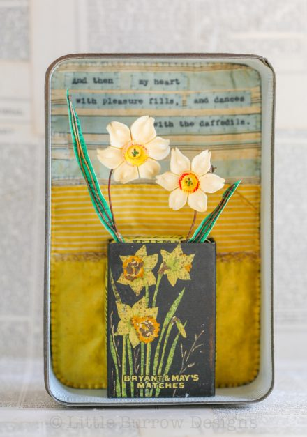 Daffodils Storybox