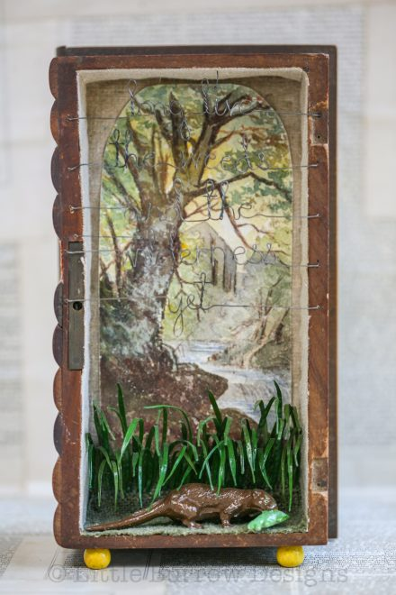 """Nature's Song"" Storybox Sculpture, £350"