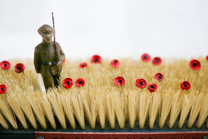 """""""For the Fallen"""", Remembrance Sculpture (Made to Order) – £185"""