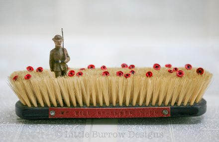 """For the Fallen"", Remembrance Sculpture (Made to Order) – £185"