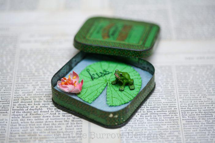 """The Frog Prince"" Storybox"