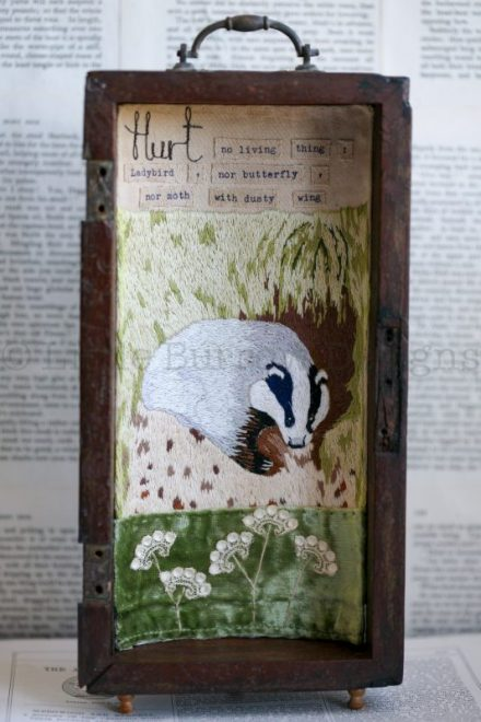 Badger Storybox