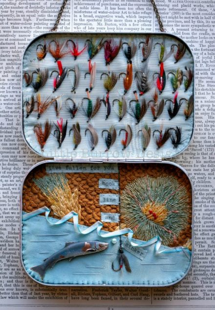 Hook, Line and Sinker, Fishing Storybox