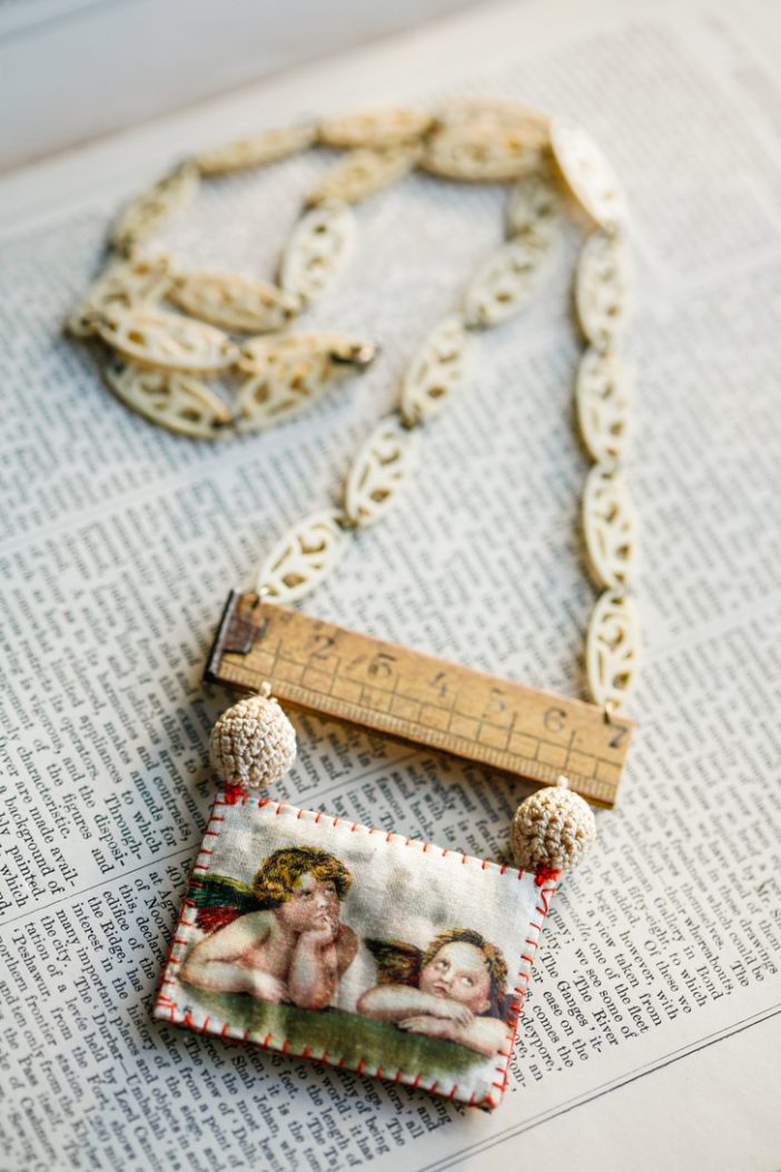 CHERUB NECKLACE, £55