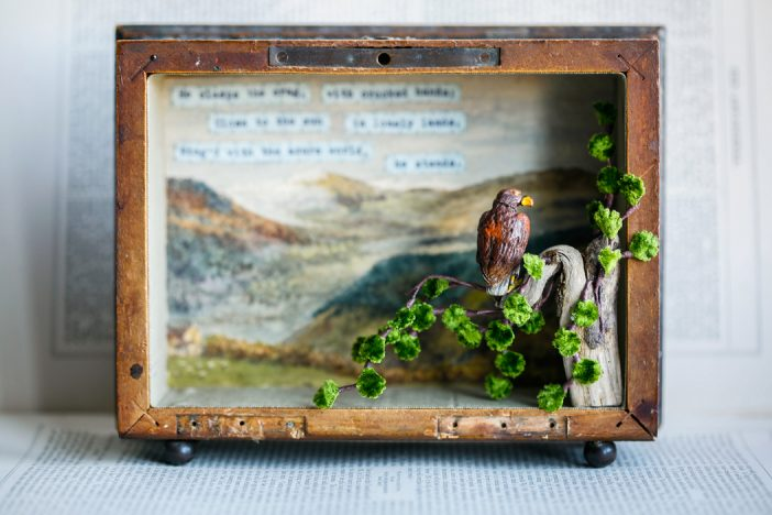 """""""The Eagle"""" Storybox, £285"""