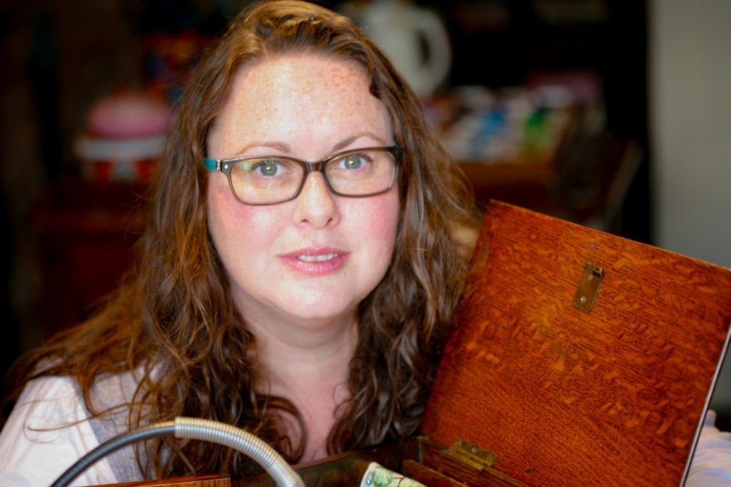 Claire Read, Little Burrow Designs