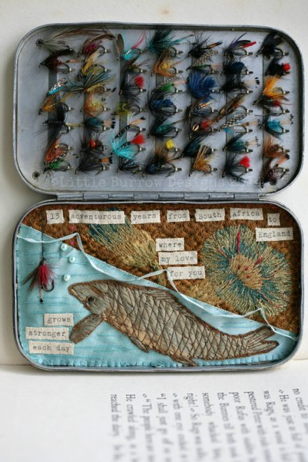 Fishing Storybox