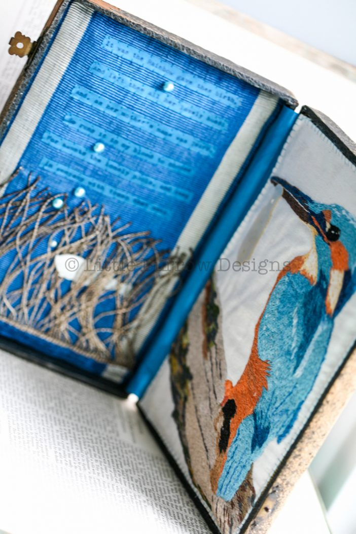 Kingfisher Storybox