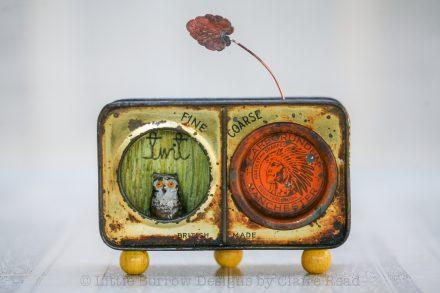 Little Twit, Owl Storybox