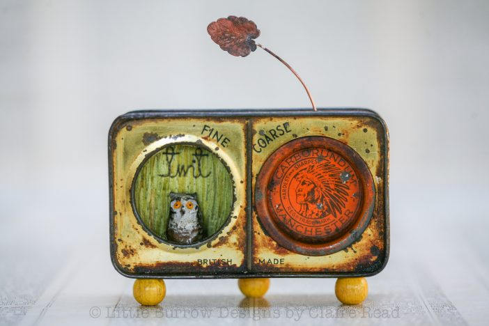 Little Twit, Owl Storybox