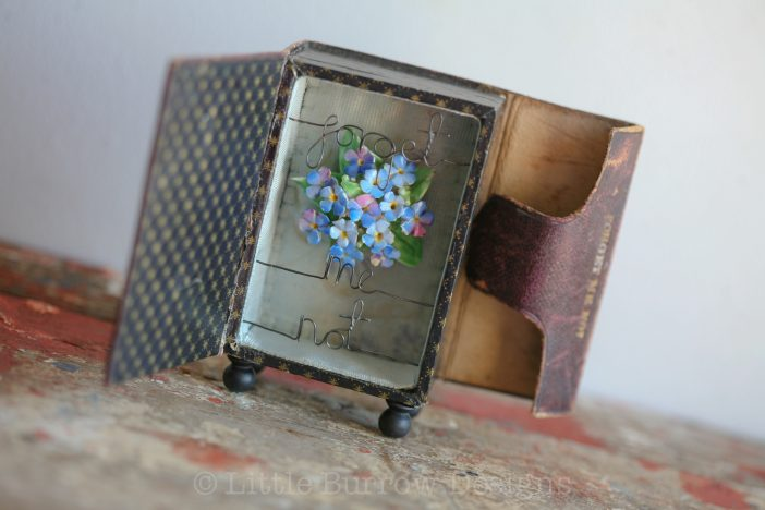 """Forget-me-Not"" Storybox"