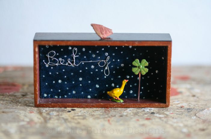 Luck Storybox, £85