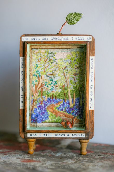 """The Path"" Storybox,  £185"