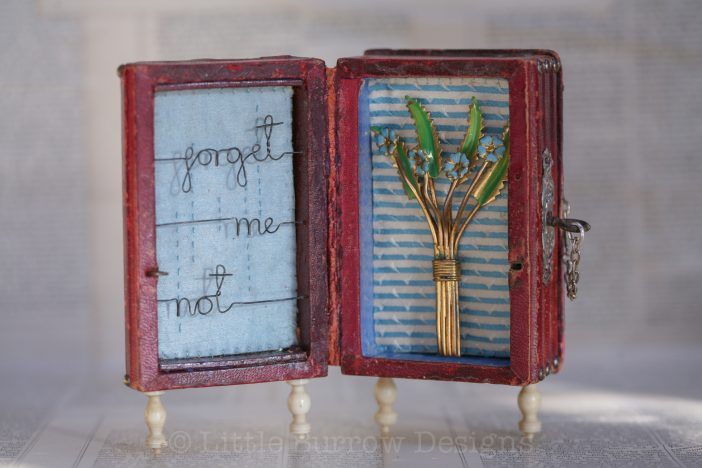 Forget me Not Storybox, Large