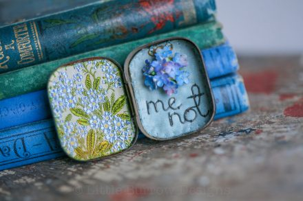 Forget-me-not, miniature Storybox, from £89
