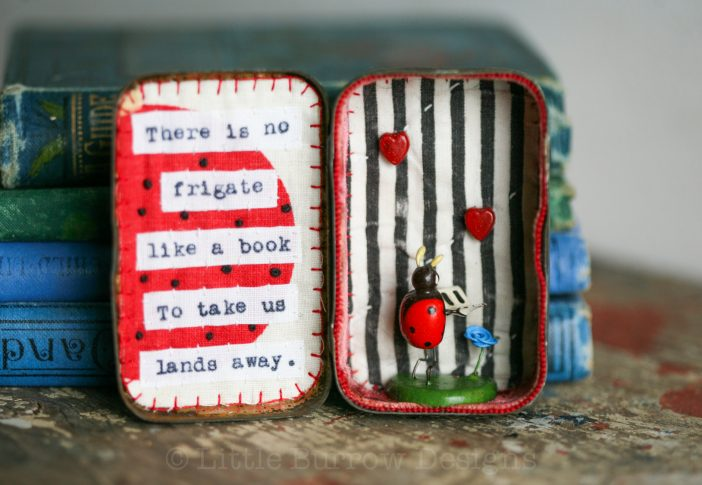 The Book Lover, Ladybird Storybox, £145